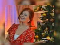 Isabela Fogaça realiza a live 'Especial de Natal em Casa', com transmissão pelo ShowIn