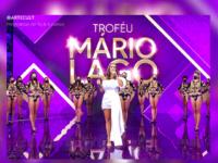 Ivete Sangalo recebe o 'Troféu Mario Lago' no último 'Domingão do Faustão' de 2020