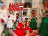 Liga do Natal – Uma Aventura no Rio: As aventuras doPapai Noele sua família no Rio de Janeiro