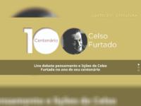 Celso Furtado: ABDE promove live em homenagem ao centenário do economista
