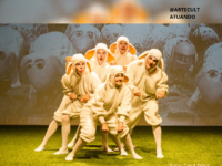 NERINA A OVELHA NEGRA: Espetáculo musical infantil fala sobre preconceito e inclusão racial