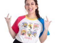 Piticas lança coleção exclusiva de camisetas de Aggretsuko e Gudetama