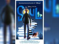 SOUL : Uma obra que transcende toda magistralidade da Diney Pixar