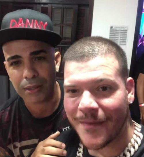 Danny e Ferrugem  - Foto: Divulgação