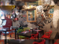 LE BURGER Hamburgeria temática é sensação de público e paraíso Geek em São Paulo
