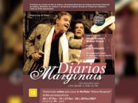 """ORÁCULO Cia de Teatro 25 anos: Companhia de Teatro inicia comemorações com """"Diários Marginais"""""""