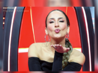 Claudia Leitte fala sobre a expectativa para a estreia de 'The Voice+'
