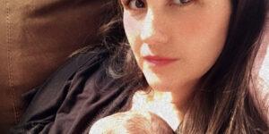 """""""Estamos aqui saudáveis e salvas"""": Dulce María publica foto com filha e esclarece prioridades"""
