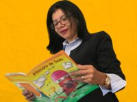 """""""Pássaro de Seda"""": Isa Colli entra para anuário de obras infantis e juvenis com interessante livro sobre empreendedorismo falando sobre pipas"""