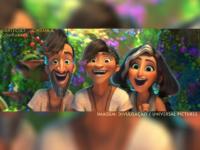 OS CROODS 2 – UMA NOVA ERA: Animação tem nova data de estreia no Brasil