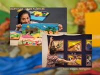 PERALTAGENS: Conheça a exposição virtual com Os Tapetes Contadores de Histórias que promove visita guiada, sessões de histórias e oficina de formação de contadores de histórias