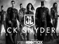 Liga da Justiça: Snyder Cut: Filme chegará na HBO no próximo dia 18 de março