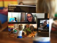 Psicomotricidade: A psicomotricista Marcia Andrade orienta pais e escolas sobre desenvolvimento infantil nesta fase de isolamento social através de atendimento on-line e presencial