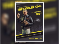 "The ""Cooler King"": A partir de 2/3 será aberta a exposição sobre Steve McQueen no Centro Cultural Cavideo nas Casas Casadas"