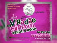 Viradão do Carnaval Verde e Rosa: Live da Mangueira vai animar o Carnaval de quem ficar em casa