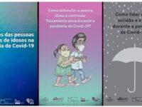 Covid-19: Fiocruz lança novas cartilhas sobre cuidados de idosos