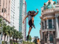 """""""TECNOLOGIAS PARA PERMANECER"""" : Grupo SATS estreia nas ruas ação performativa com oficina gratuira e exibição de lives"""