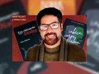 JULIO RIBEIRO : Escritor lança dois romances emocionantes que se misturam e se completam