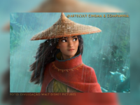 Raya e o Ultimo Dragão: Nova animação atemporal da Disney fala sobre confiança e unificação