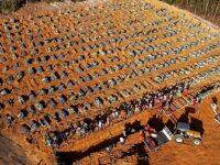O Brasil está esperando uma vaga para entrar na UTI