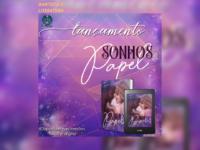 SONHOS DE PAPEL: Conheça o novo romance do autor curitibano Ícaro Rafael