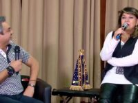 """Roberta Miranda: Hoje no Programa Odair Terra, a cantora explica sua relação com as redes sociais: """"As pessoas não me conheciam"""""""