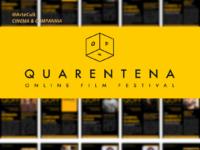 QOFF 2021:  Segunda edição do Festival traz obras cinematográficas produzidas em casa e debates com nomes consagrados do mercado