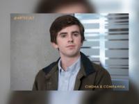 É hoje! Começa a terceira temporada de 'The Good Doctor: O Bom Doutor' na TV Globo