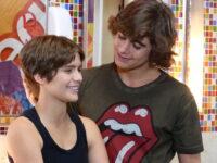 Malhação Sonhos – Status de relacionamento de Pedro e Karina: namorando