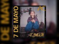 7 DE MAYO: O astro J BALVIN celebrou seu aniversário com o lançamento do single