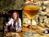 ANDARILHO DA FLORESTA: Drink inspirado no folclore transformou Bianca Lima na melhor bartender do Brasil