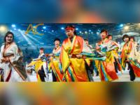 Bunka Matsuri: Começou a 15ª Edição da Bunka Matsuri, a festa da cultura japonesa, promovida pela Sociedade Brasileira de Cultura Japonesa e de Assistência Social (Bunkyo)