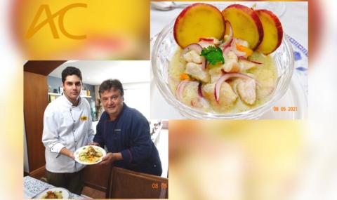 A GASTRONOMIA COMO FERRAMENTA DE INCLUSÃO: A incrível aventura de um chef muito especial…