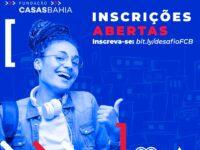 Desafio Fundação Casas Bahia : Fundação abre vagas para ajudar 3 mil jovens a criar startups