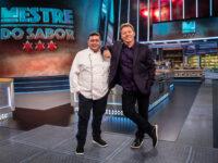Mestre do Sabor – Claude Troisgros e Batista falam sobre a expectativa para a estreia da terceira temporada