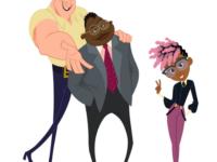 Billy Porter, Zachary Quinto e Ej Johnson entram para o elenco da sitcom do Disney+ a Família Radical: Maior e Melhor