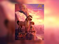 Spirit – O Indomável : Animação com a nova versão sobre o famoso cavalo deixa um pouco a desejar