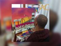 SÉRGIO DA SILVA: Artista visual e contista
