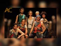 GUERRA: Resultado de cerca de um ano de pesquisa do grupo pelo Centro de São Paulo, o espetáculo foi reformulado para ser apresentado online