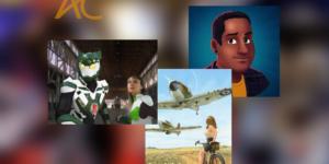 """LDZ Escola de Artes Visuais: Confira a Programação! Hoje aula aberta sobre """"Veículos Aéreos"""", na quinta o #DESAFIOLDZ continua o tema """"Tokusatsu"""" e a live no sábado com o artista Elias Archanjo"""