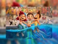 LUCA : A Pixar mais uma vez  nos entrega uma história que faz ode aos mais puros sentimentos, o amor e a amizade