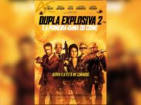 Dupla Explosiva 2 – E a Primeira-Dama do Crime: Grande elenco é destaque no poster oficial !