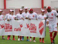 CUFA distribui alimentos arrecadados pelo Mães da Favela Futebol Clube
