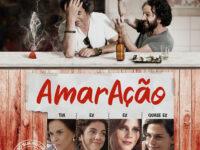 AmarAção | Comédia romântica com Caco Ciocler, Martha Nowil, Clarice Abujamra e grande elenco chega em junho nos cinemas
