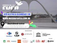 UNIDOS DA CUFA: CUFA e Frente Nacional Antirracista lançam campanha de arrecadação de alimentos com escolas de samba e blocos afros