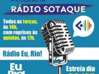 Rádio Sotaque: Programa estreia na Rádio Eu, Rio! mostrando a diversidade da música brasileira