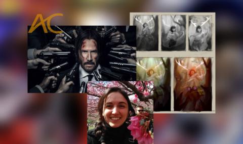 """LDZ ESCOLA DE ARTES VISUAIS: Confira a Programação da semana: amanhã aula aberta sobre Valores e Constraste, #DESAFIOLDZ o tema """"John Wick"""" e sábado com live com a mangaká Lígia Zanella"""