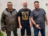 Soul Brothers: Banda do músico, ator e jornalista Rodigo Candelot se apresenta em Copacabana