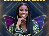 Camilla de Lucas no 'The Masked Singer Brasil'