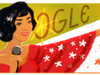 Elizeth Cardoso: Google celebra o 101º aniversário da cantora brasileira